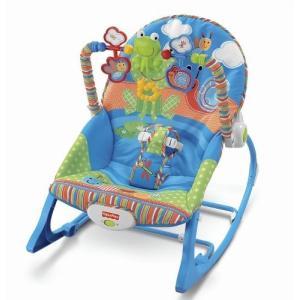 フィッシャープライス Fisher Price インファント トゥ トドラー ロッカー カエル ベビーギア ベビーラック ラック baby 子供 infant 3WAY 3ウェイ|716baby