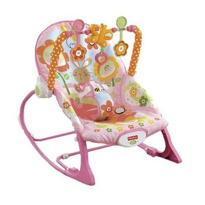 フィッシャープライス Fisher Price インファント トゥ トドラー ロッカー ウサギ ベビーギア ベビーラック ラック baby 子供 女の子 infant 3WAY 3ウェイ|716baby