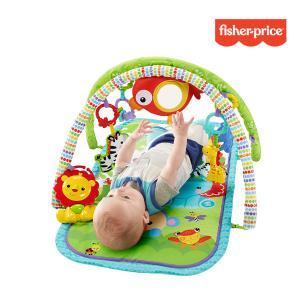 ベビージム おしゃれ レインフォレスト 指遊びミュージカルジム フッシャープライス 新生児 おもちゃ ベビー 赤ちゃん 出産祝い 男の子 女の子 知育 0ヶ月|716baby
