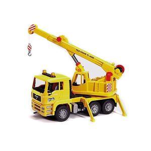 MANクレーントラック ジョブインターナショナル JOB おもちゃ 自動車 働く車 電車 新幹線 シャベルカー ショベルカー メーカー取寄商品 クリスマス|716baby