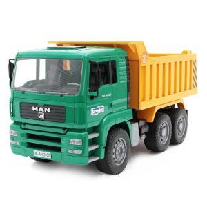 MAN Tip up トラック ジョブインターナショナル JOB おもちゃ トラック 自動車 働く車 電車 新幹線 シャベルカー ショベルカー 誕生日プレゼント クリスマス|716baby