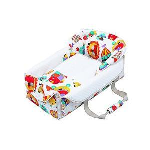 フジキ 日本製 バッグdeクーファン ZOO WH ホワイト fuziki クーハン バック おでかけ ベビーキャリー ねんね お昼寝 オムツ替え 一部地域 送料無料 716baby