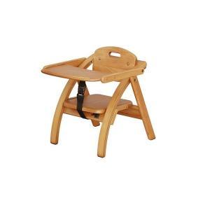 ローチェア アーチ木製ローチェアN ライトブラウン yamatoya ローチェア チェア 椅子 いす こども ベビー 子供 木製 室内 大和屋 赤ちゃん 子供 ベビーチェア|716baby