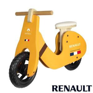 ルノー ウッディトレーニーバイク オレンジ RENAULT WOODY GIC ジック 自転車 バランスバイク トレーニングバイク 誕生日 ギフト 乗り物  子供 ママ 716baby