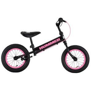 ハマー トレーニーバイク ピンク HUMMER TRAINEE BIKE ジック GIC 自転車 トレーニングバイク バランスバイク ペダルなし自転車 誕生日 子供 ママ 716baby