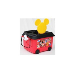 ギフト包装不可 ミッキーマウス おもちゃ箱 R-fun 錦化成 nishiki kasei Disney バケツ 収納 おかたづけ 物入れ 家具 子供用タンス 人気商品 リニューアル|716baby