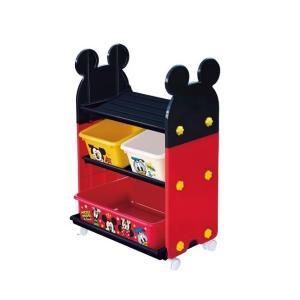 おもちゃ箱 ミッキーマウス トイステーション 錦化成 nishiki kasei Disney バケツ 収納 おかたづけ 物入れ 家具 子供用タンス 人気商品 ギフト包装不可|716baby