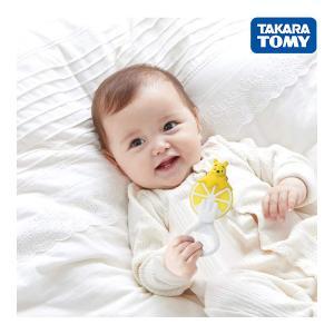 ガラガラ ラトル Dear Little Hands レモンマラカス くまのプーさん DLH タカラトミー おもちゃ 赤ちゃん ベビー baby ギフト プレゼント ベビートイ|716baby