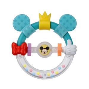 Dear Little Hands おしゃぶりラトル ミッキー&ミニー タカラトミー ベビー キッズ Disney おもちゃ toys ギフト ガラガラ ラトル 安全 安心 SNS クリスマス|716baby