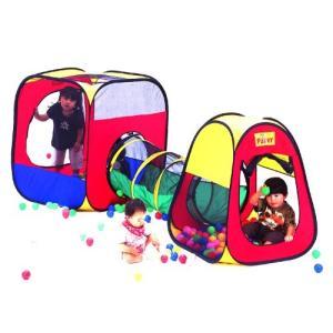 遊具 室内遊具 617 ボールハウステントセット EVAボール150個付 パピー  テント 子ども  誕生日 おもちゃ キッズ プレゼント お祝い おもちゃ 子供 ママ 梅雨 雨|716baby