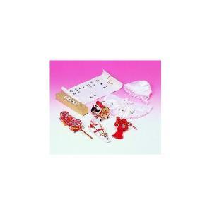 エンドー お宮参りフード7点セット 女の子用 セレモニー お宮参り お誕生記念 0歳の商品画像|ナビ