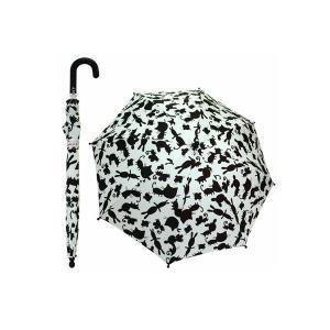 【メーカー取寄商品】 アンブレラ umbrella Animal Silhouettes G55473 ルミカ lumica Ma mere m'a dit マメールマディ 雨具 雑貨 傘 かさ|716baby