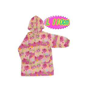 【メーカー取寄商品】 レインコート raincoat Tulip G55021 【Lサイズ 110cm】 ルミカ lumica Ma mere m'a dit マメールマディ 雨具 雑貨|716baby