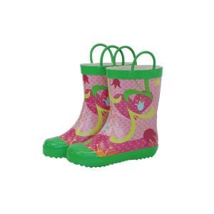 レインブーツ rain boots Tulip G55026 【Mサイズ 16cm】 ルミカ lumica Ma mere m'a dit マメールマディ 雨具 雑貨 長靴 くつ|716baby