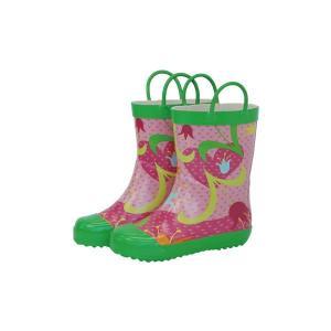 レインブーツ rain boots Tulip G55027 【Lサイズ 18cm】 ルミカ lumica Ma mere m'a dit マメールマディ 雨具 雑貨 長靴 くつ|716baby