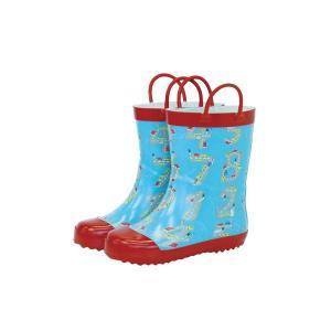 レインブーツ rain boots Numbers G55030 【Lサイズ 18cm】 ルミカ lumica Ma mere m'a dit マメールマディ 雨具 雑貨 長靴 くつ|716baby