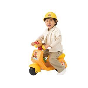 アンパンマン にこにこスクーター アガツマ agatsuma Anpanman 電動乗用 三輪車 自転車 バランスバイク 遊具 おもちゃ 誕生日プレゼント 子供 ママ|716baby