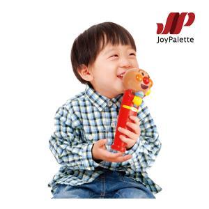 楽器玩具 アンパンマンマイクだいすき ジョイパレット Joy Palette おもちゃ ギフト 歌 ...