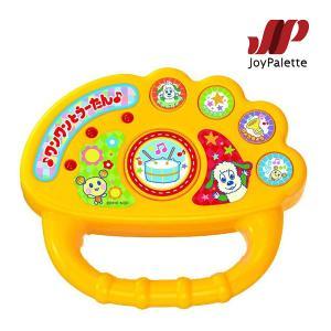 楽器玩具 ふりふりサウンドベル リニューアル ジョイパレット おもちゃ ワンワンとうーたん いないいないばぁ 音楽 メロディ 子供 誕生日 プレゼント kids baby|716baby