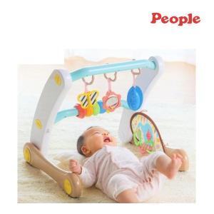 うちの赤ちゃん世界一 スマート知育ジム&ウォーカーの商品画像|ナビ