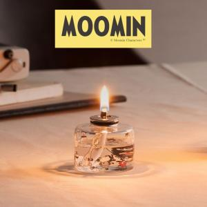 オイルランプ ムーミン オイルタンク おいかけっこ Play tag MOGT-220 ランプ 間接照明 インテリア グラス おしゃれ 雑貨