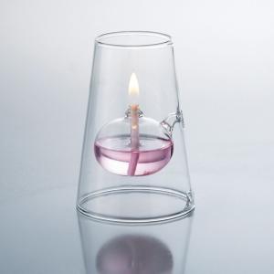 オイルランプ ルナックスオイルランプ クール・クリア(OLC-04) 「即納」  クリスマス プレゼント 贈物