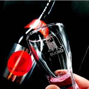【特別限定・アマビエ冷酒グラス付き】純米大吟醸BUONO! 雪女神 竹の露(山形県鶴岡市)|7colors-glassart