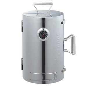 LOGOS/ロゴス LOGOSの森林 スモークタワー 燻製器 熱源がなくても燻製料理ができるスモーク...