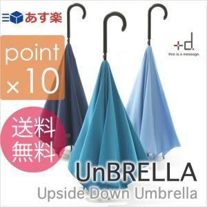 UnBRELLA/アンブレラ ライトブルー/ネイビー/ターコイズ 自立し濡れにくく開きやすい、まったく新しい傘 +d アッシュコンセプト|7dials