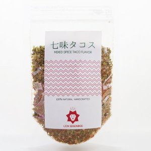 七味タコス LION SEASONINGS|7inchism-gourmet