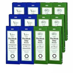 シード プラスモード ワンデー オム 6箱セット(1箱10枚入) 1Day 1日使い捨て コンタクトレンズ フォービジネス / フォープライベート SEED