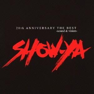 J-POP / SHOW-YA ショウヤ / SHOW-YA THE BEST SOUND & VISION 〜20th Anniversary〜CDの商品画像|ナビ