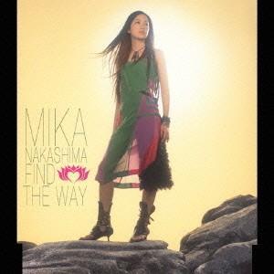 J-POP / 中島美嘉 ナカシマミカ / FIND THE WAYCD Maxiの商品画像|ナビ