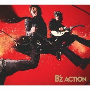 B'z/ACTIONの商品画像|ナビ