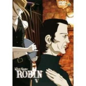 ウィッチハンターロビン(5) /  (DVD)の商品画像 ナビ