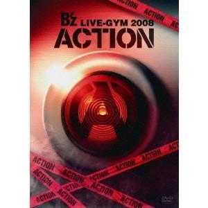 <DVD> B'z / B'z LIVE-GYM 2008-ACTION-の商品画像|ナビ
