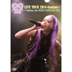 YU-A/YU-ANISTA LIVE TOUR 2014-Summer-@Shibuya duo MUSIC EXCHANGE 6.28の商品画像|ナビ