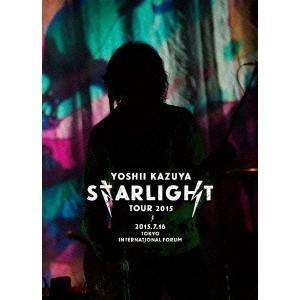 吉井和哉/YOSHII KAZUYA STARLIGHT TOUR 2015 2015.7.16 東京国際フォーラム ホールA(ブルーレイ+CD)の商品画像 ナビ