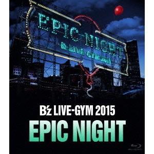 B'z/B'z LIVE-GYM 2015-EPIC NIGHT-の商品画像 ナビ