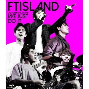 FTISLAND/AUTUMN TOUR 2016-WE JUST DO IT-の商品画像|ナビ