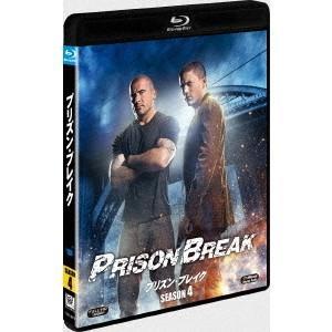 プリズン・ブレイク シーズン4 SEASONS ブルーレイ・ボックス〈6枚組〉の商品画像|ナビ