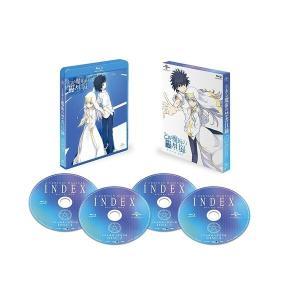 とある魔術の禁書目録(インデックス) Blu-ray BOX スペシャルプライス版〈4枚組〉の商品画像 ナビ