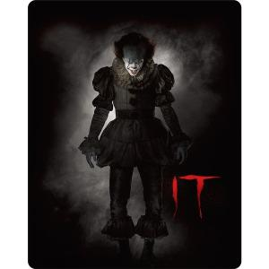 "IT/イット ""それ""が見えたら、終わり。 スチールブック仕様  4K ULTRA HD&2D ブルーレイセット(数量限定生産/2枚組) [Blu-rの商品画像|ナビ"