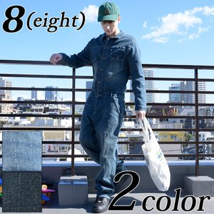 サイズ表記 M 肩幅 約43cm 身幅 約48cm 袖丈 約60cm ウエスト 約88cm 股上 約...