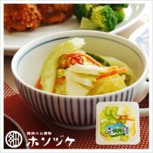 [白菜の浅漬け:セロリ入りの爽やかモダン]スーパー白菜セロリくん 140g|812hosoduke