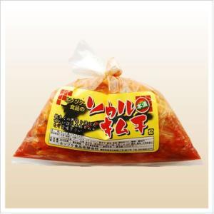 [白菜のキムチ:たっぷり大袋入り]上ソウル(袋) 1kg|812hosoduke|02