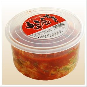 [白菜のキムチ:便利なタッパー入り]ソウルキムチカップ 1kg|812hosoduke|02