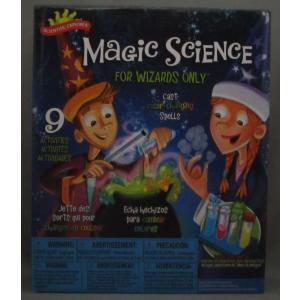 ウィザードの魔法科学実験キット  [並行輸入品] 82netshouten