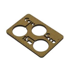 コインカード1500 500円玉専用 カード型コインホルダー|82netshouten