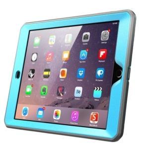 iPadmini / iPad mini2 Retina ハードケース (ブルー×ブラック) 82netshouten